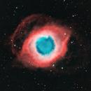 NGC7293 Helix Nebula,                                Matthew Chan