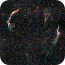 Veil Nebula widefield,                                PghAstroDude