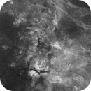 Cygnus Ultra Widefield in H-alpha band,                                Pleiades Astropho...