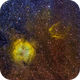 IC 1396 and SH2-129 Wide Field,                                Francois Theriault