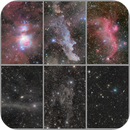Deep-sky Wonders in February,                                Steed Yu