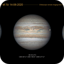 Jupiter from Chile (Chilescope),                                Nicolas JAUME