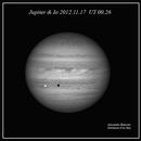 Jup&Io 2012.11.17 UT 00.26,                                Alessandro Bianconi