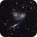 Pavo  Galaxies: NGC 6769 6770 and 6771,                                Gowri Visweswaran