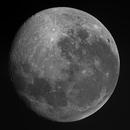 Luna 1-3-2021 ha 6 pane mosaic,                                Steve Ibbotson