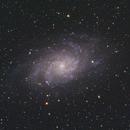 Triangulum Galaxy (M33),                                astro.tom
