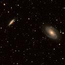 M81 and M82,                                Michael Finan