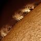 Solar Prominence 12/05/2017,                                Jim Matzger
