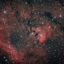 NGC 7822 Cederblad 214 Cepheus,                                Joostie