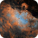 M16 Pillars of Creation (Best viewed at larger size),                                Paddy Gilliland