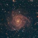 IC342 Galaxy  (IR-RGB),                                Sven Kreiensen