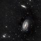 Prepering for galaxy season - Sharing the pain,                                Paddy Gilliland