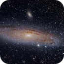 M31 Andromeda Galaxy,                                Toni Mancera
