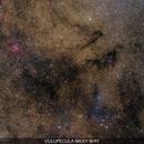 Vulupecula Milky Way,                                Gabriel R. Santos (grsotnas)