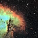 Pacman Nebula,                                Aaron Lisco