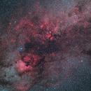 Cygnus and hydrogen,                                MrPhoton