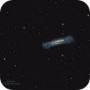 NGC3628 - The Hamburger Galaxy,                                Gordon Hansen