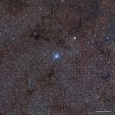 M11 Open Cluster,                                Francesco di Biase