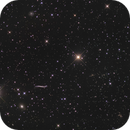 The Integral Sign (UGC 3697) and Abell 565,                                Etienne