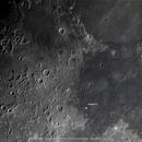 Moon - Mare Tranquillitatis with Apollo 11 landing site,                                Axel Kutter