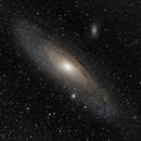 Deep Sky Classics - M31,                                Frank Lothar Unger