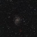 Firework Galaxy - iTelescope T21,                                Olivier