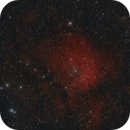 NGC 6823 in HOO,                                Nic Doebelin