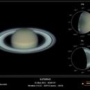 Saturn and projections,                                Conrado Serodio