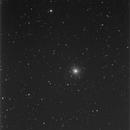 M75 globular cluster, survey image,                                erdmanpe
