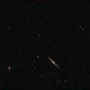 NGC4565 Needle Galaxy,                                George Pappayliou