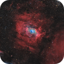 "NGC 7635 - The Bubble Nebula and Neighbors ""Natural"" Version,                                Alan Pham"