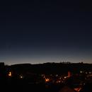 NEOWISE C/2020 F3, Capella, Plejaden, Venus, Aldebaran,                                norbertbuchta