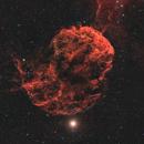 IC Jellyfish Nebula,                                Valerio Avitabile