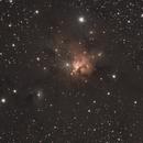 NGC 1579,                                Hans Joachim Kämper