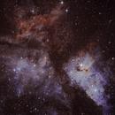 NGC3372 Carina Nebula,                                Juiancasal
