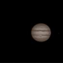Jupiter with Europa shadow,                                Jonathan Rupert