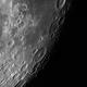 Craters Petavius and Furnerius,                                Alexander Sorokin