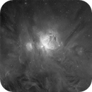 Deep look in to Orion,                                Paul Kent