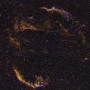 Cygnus Loop,                                Jose El Corazon