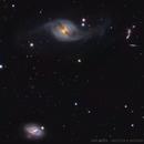 NGC3718 & Hickson 56,                                Anis Abdul