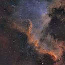 NGC7000 Bi Color,                                Vincent
