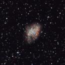 M1 - Crab Nebula,                                pmumbower