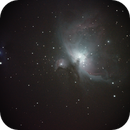 M42 The Orion Nebula,                                LittleBlueBug