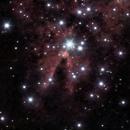 Cone Nebula,                                George Simon