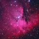 NGC281 LRGB,                                Christopher Gomez
