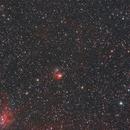 Ngc 1931 M 36 e ic 417,                                Alessandro Curci