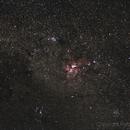 Eta Carinae region,                                RCompassi