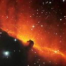 IC 434 Pferdekopfnebel Crop,                                Oliver