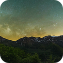 Milky way rising timelapse,                                Ben