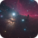 HorseHead & Flame Nebulas (IC 434 and NGC 2024),                                Yakov Grus